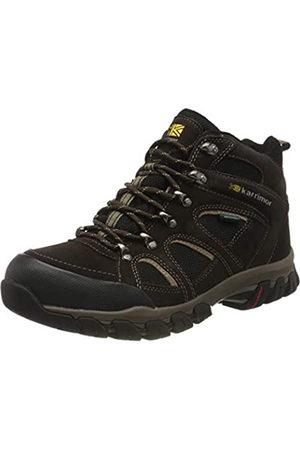 Karrimor Bodmin Mid IV Weathertite - Zapatos de trekking, Hombre, (Dark Brown)