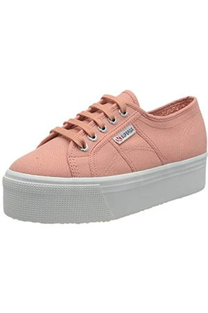 Superga 2790acotw Linea Up and Down, Oxford Plano Mujer