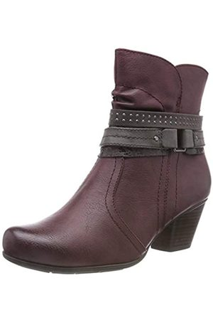 Soft Line 25361-21, Botines Mujer, (Bordeaux 549)