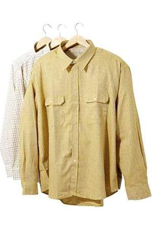 Sherwood Forest Field Tattersall Shirt Camisa, Hombre