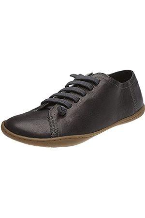 Camper Peu Cami, Damen Sneakers, Schwarz (Black)