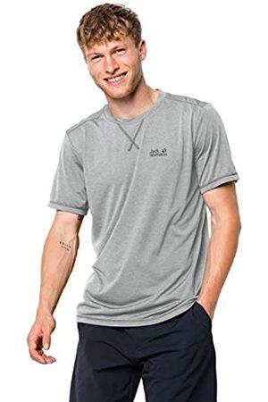 Jack Wolfskin Crosstrail T - Camiseta para Hombre, Hombre, Camiseta, 1801671-6720002