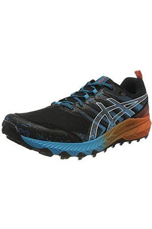 Asics Gel-Trabuco 9, Trail Running Shoe Hombre, Black/White