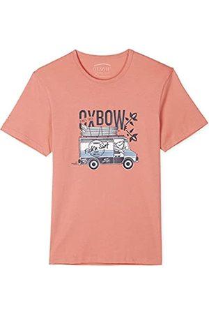 Oxbow N1timeca - Camiseta de Manga Corta para Hombre, Hombre, Camiseta de Manga Corta, OXV917261_XDPMA