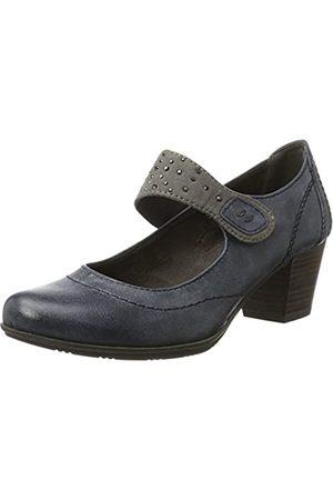 Soft Line 24366, Zapatos de Tacón Mujer, (Navy)