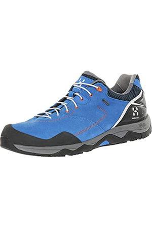 Haglöfs Roc Claw GT, Zapatillas de Senderismo Hombre, (Vibrant Blue/Cayenne 3pj)