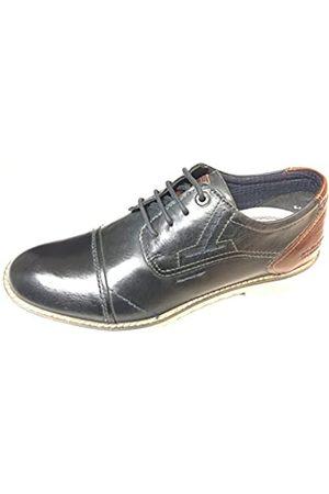 s.Oliver 13608, Zapatos de Cordones Oxford Hombre, (Navy)