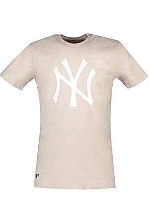 New Era MLB Seasonal Team Logo tee Neyyan STN Camiseta de Manga Corta, Hombre