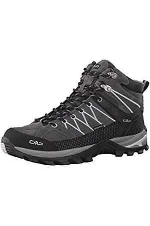 CMP Rigel Mid, Zapatos de High Rise Senderismo para Hombre, (Grey U862)