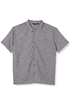 Regatta Camisa Mahlon de Manga Corta y algodón Coolweave