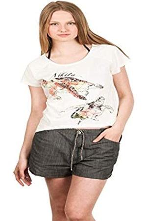 Nikita NERKA Camiseta de Manga Corta, Mujer