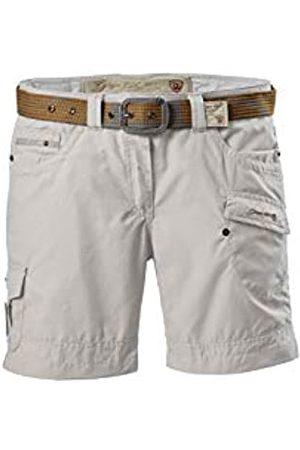 D&X G.I.G.A. DX hira para Mujer-Bermuda prácticos Bolsillos-pantalón Corto con cinturón