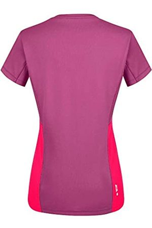 Salewa Sporty B 4 Dry W S/S tee Camiseta, Mujer
