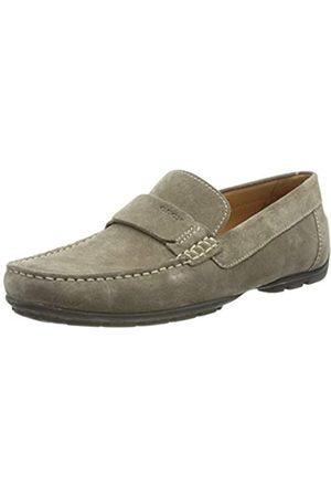 Geox U Moner A, Loafer Flat Hombre