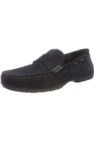 Geox U MONER W 2FIT D NAVY Men's Loafers & Moccasins Moccasin size 40(EU)
