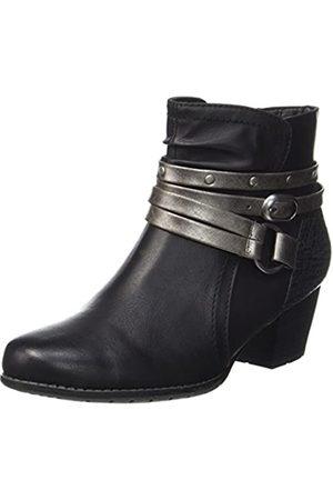 Soft Line 25369, Botas Mujer, (Black)