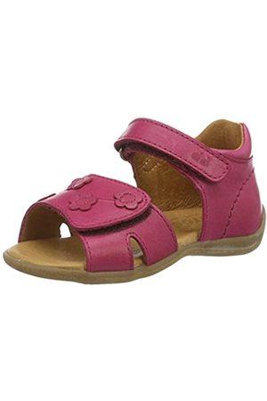 Froddo Sandal Fuxia G2150065 118 mm - Botines de Senderismo de Piel Bebé-Niños 18