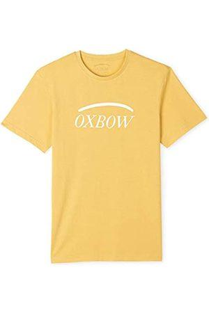 Oxbow N1TWAZ Camiseta Hombre ARANCIA FR: S