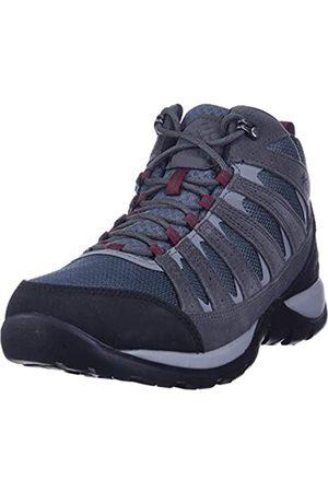 Columbia Redmond V2 Mid, Zapatillas de Senderismo Impermeables Mujer