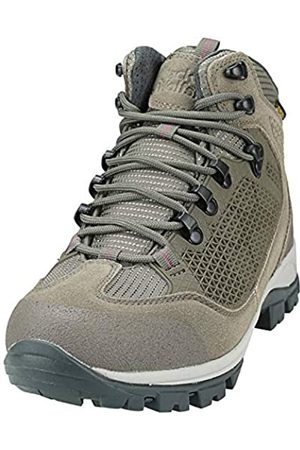 Jack Wolfskin All Terrain Pro Texapore Mid W, Zapatos de High Rise Senderismo Mujer