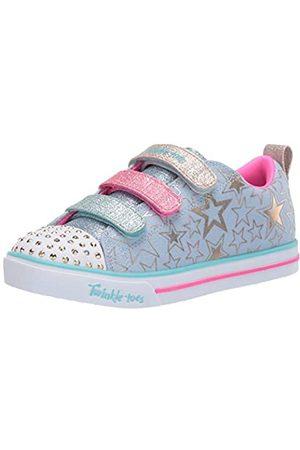 Skechers 314036l-lbmt, Zapatillas de Lona Unisex Niños