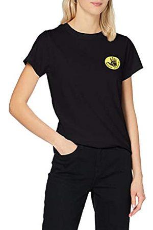 Body Glove Original T-Shirt Camiseta, Mujer, Black