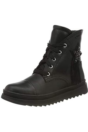 Geox J GILLYJAW GIRL C BLACK Girls' Boots Combat size 29(EU)