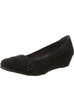 Soft Line 22260, Zapatos de Tacón Mujer, (Black)