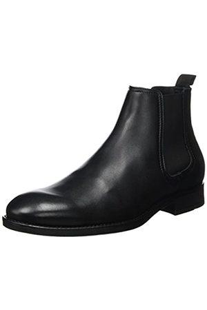 Bianco Chelsea Männer Boots, Botas Hombre, (Black 10)