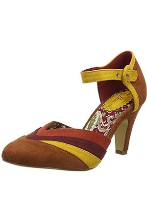 Joe Browns Joes City Chic Colour Block Shoes, Zapatos Planos Mary Jane Mujer