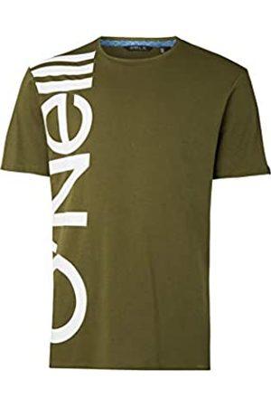 O'Neill LM T-Shirt Camiseta Manga Corta para Hombre, Hombre, Winter Moss
