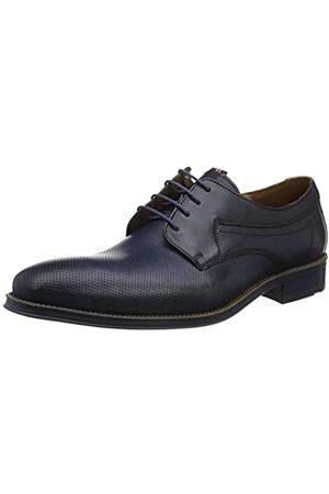 Lloyd Gavino, Zapatos de Vestir par Uniforme Hombre, Pacific/Ocean