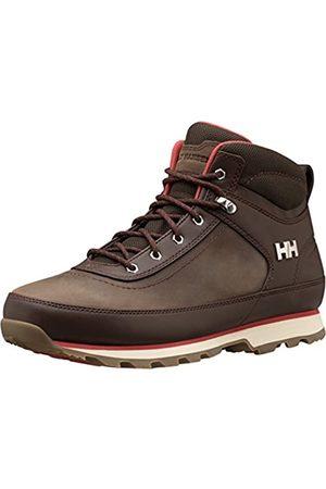 Helly Hansen Lifestyle Boots, Botas de Nieve Hombre, (Coffe Bean/Natura/Red)