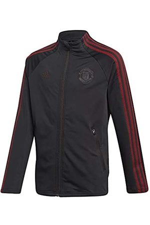 adidas MUFC Anthem Jacket Chaqueta, Infantil