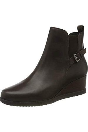 Geox D ANYLLA WEDGE C COFFEE Women's Boots Chelsea size 36(EU)