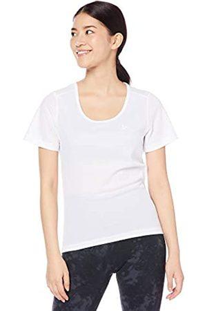 Odlo Camiseta para Mujer S/S Cuello Redondo, Active Cubic Light 2 Unidades, Mujer, Camiseta, 192281