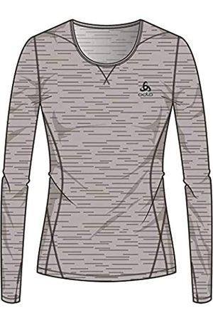 Odlo Ml Revolution TW Warm – Camiseta de Manga Larga para Mujer, Mujer, 110351