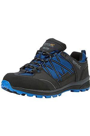 Regatta Samaris Low II, Walking Shoe Mens, (Oxfblu/Ash 83z)