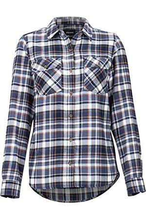 Marmot Wm's Bridget Midwt Flannel LS Camisa, Mujer