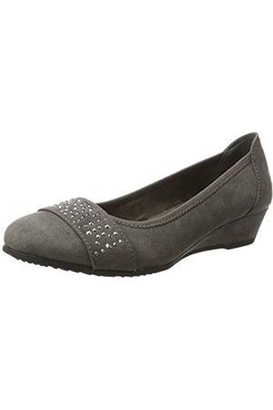 Softline 22260, Zapatos de Tacón Mujer, (Graphite)