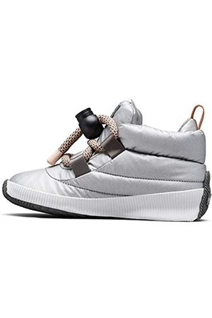 sorel Out N About Puffy Lace, Zapatillas Mujer, (Pure Silver)