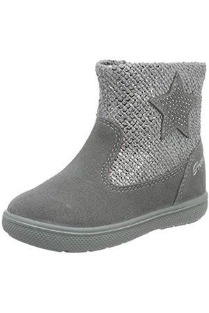 Primigi Psn 63589, First Walker Shoe Bebé-Niñas/Grigio