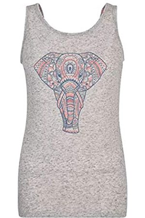 Dare 2B Camiseta de Tirantes para Mujer, diseño de Elefante, Mujer, DWT448 5QK12L