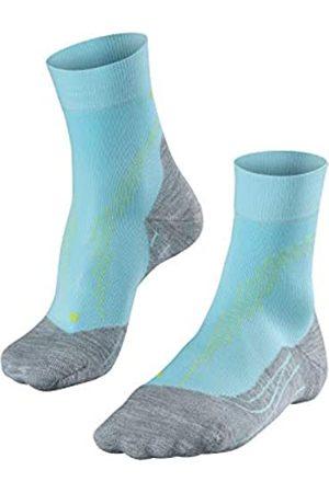 Falke Stabilizing Cool - Calcetines de running para mujer, fibra funcional, con zona de compresión con efecto vendaje