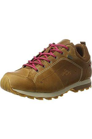 Dachstein Outdoor Gear Skywalk PRM LC Wmn, Zapatos de Cordones Derby Mujer, (Brandy/Cranberry)