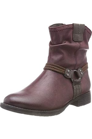 Soft Line 25461-21, Botines Mujer, (Bordeaux 549)
