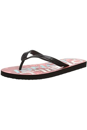 O'Neill Profile Pattern Flip Flop - Playa & Piscina Hombre, - Rot (RED AOP 3900)