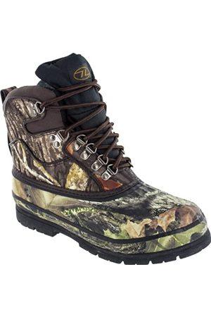 Highlander Glenmor Woodlands Size 7 - Calzado de Botas de Senderismo para Hombre