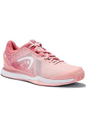 Head Sprint Pro 3.0 Clay Women RSWH, Zapato de Tenis Mujer, rosé/weiß