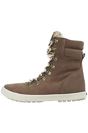 Roxy Anderson Lace-up Boots For Women, Botines Hombre, (Brown Brn)